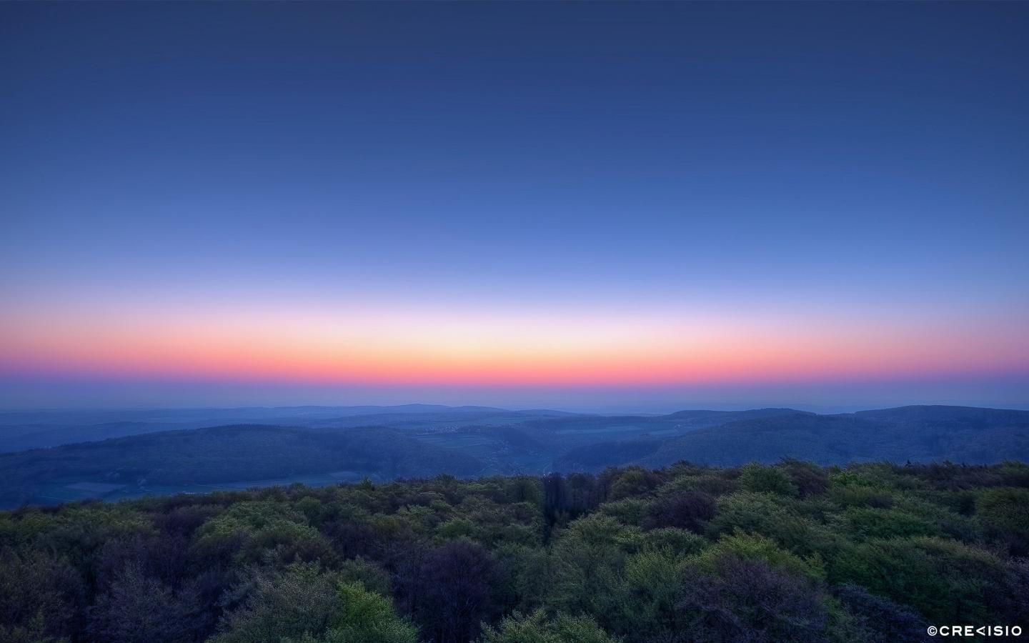 Taunus Twilight by Crevisio