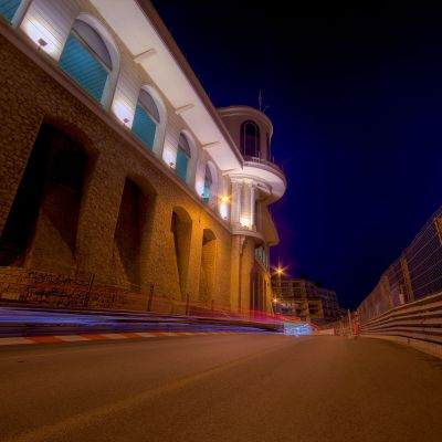 Thermes Marins Monaco F1 by Crevisio