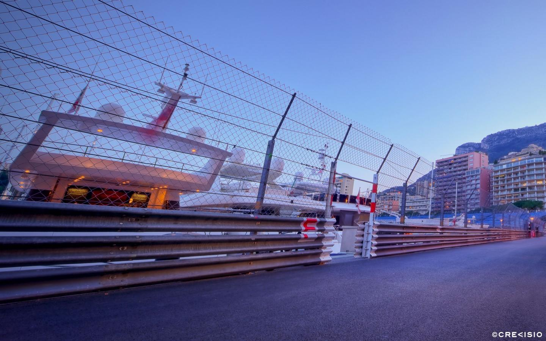 F1 Monaco Yachts by Crevisio