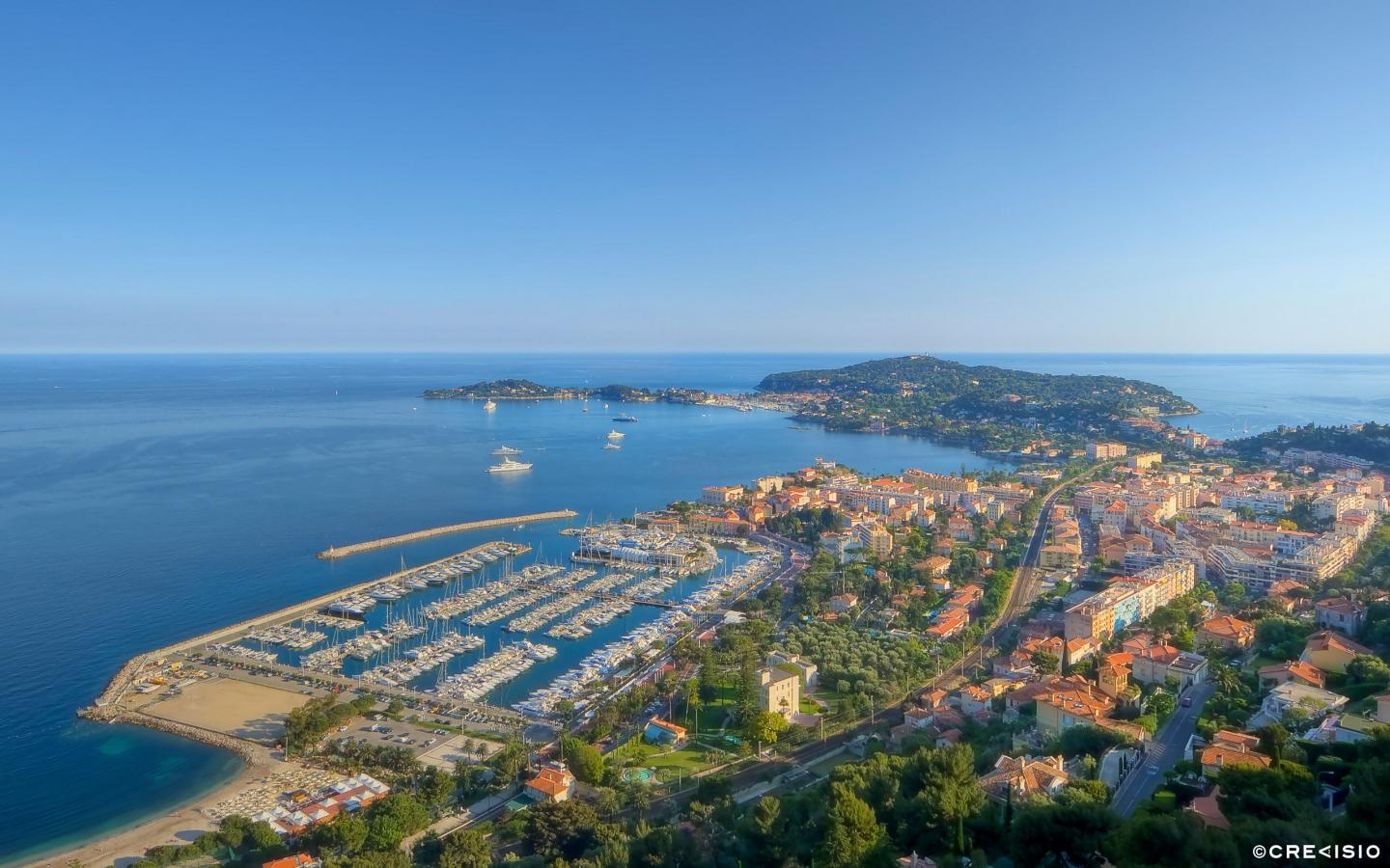 Afternoon in Beaulieu by Crevisio