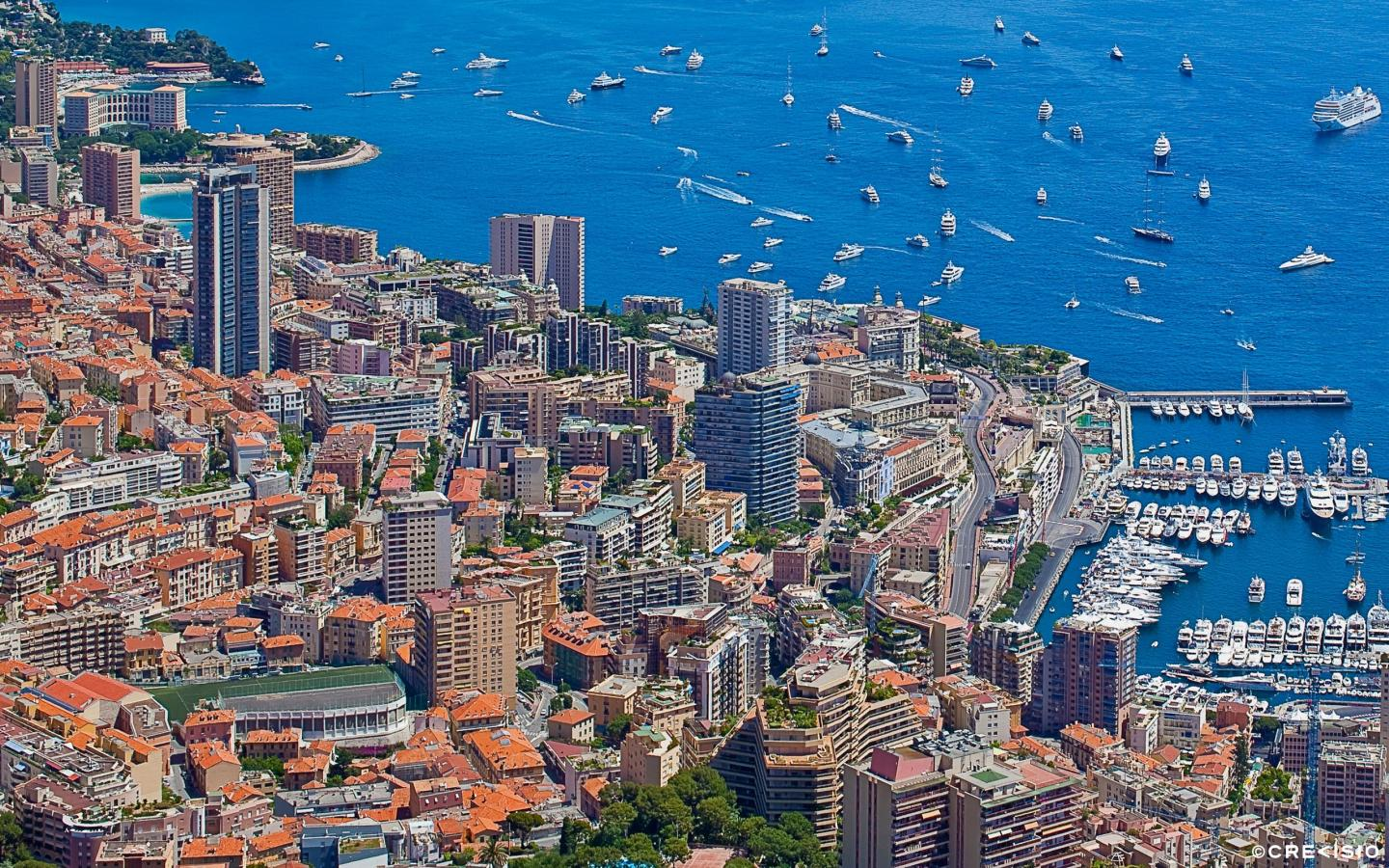 Monaco F1 Grand Prix Day by Crevisio