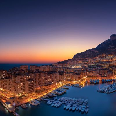Monaco Fontvieille Reloaded by Crevisio