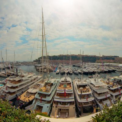 Monaco Yacht Show 2013 by Crevisio