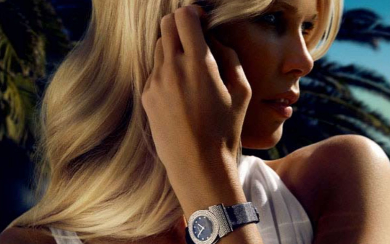 Salvatore Ferragamo Watches Branding Project by Crevisio