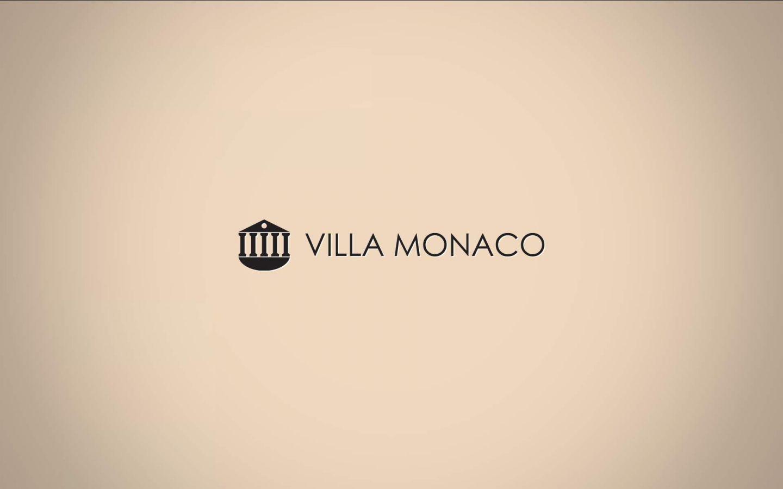 Villa Monaco Branding Project by Crevisio