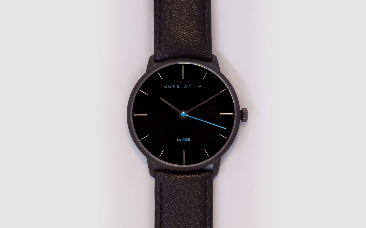 Constantia Watches Branding Project by Crevisio