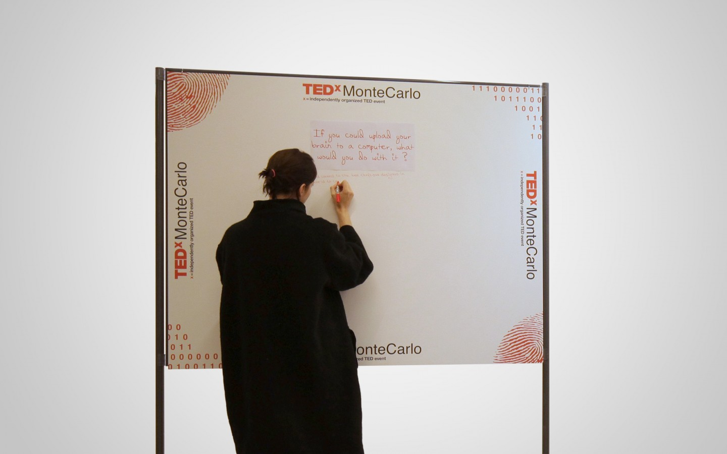 TEDxMonteCarlo 2017 Branding Project by Crevisio