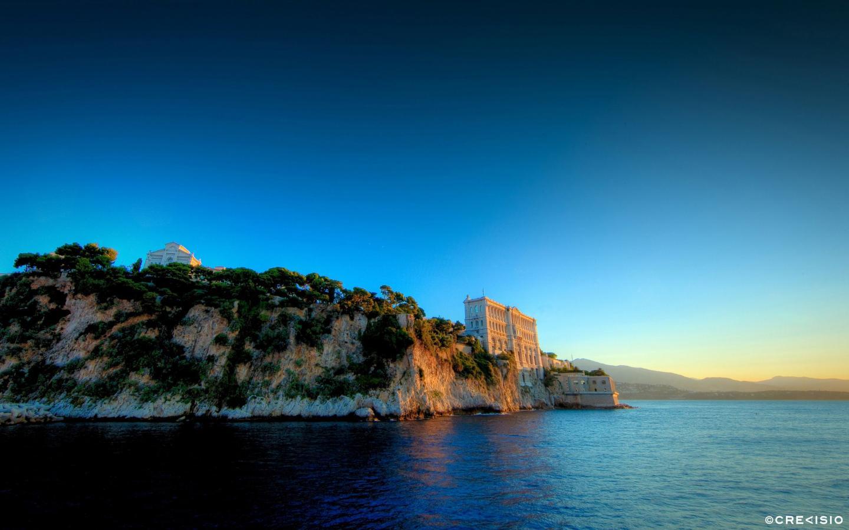 Musée Oceanographique Monaco by Crevisio