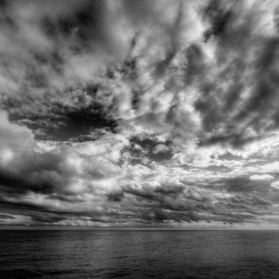 Angry Sky by Crevisio
