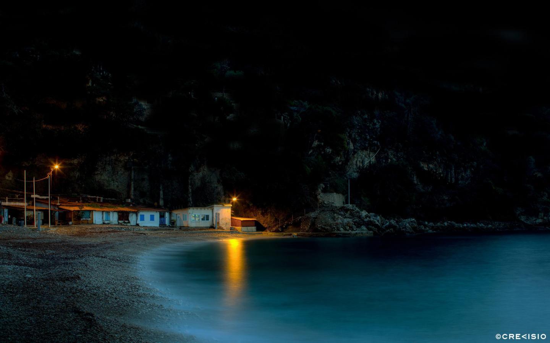 Forgotten Beach by Crevisio